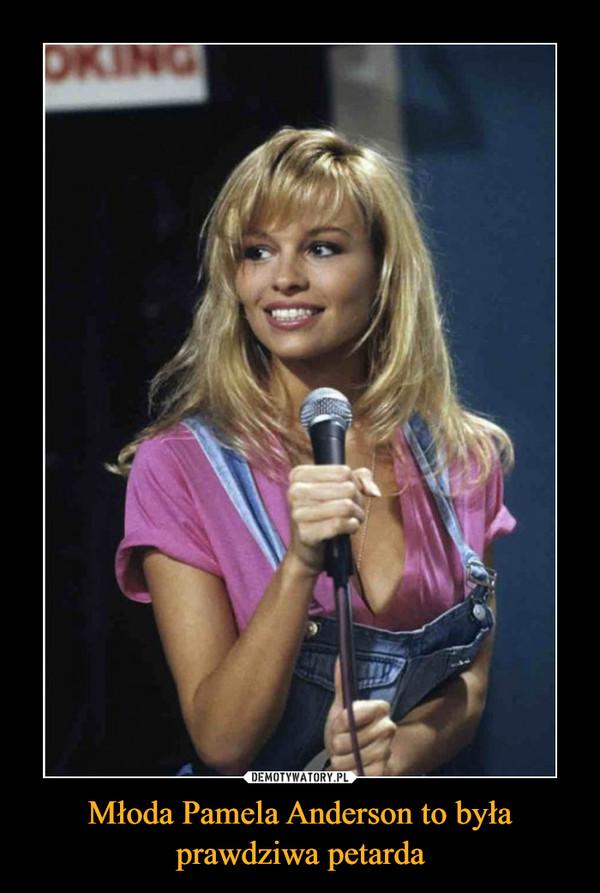 Młoda Pamela Anderson to była prawdziwa petarda –