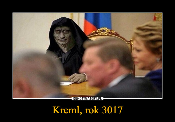 Kreml, rok 3017 –
