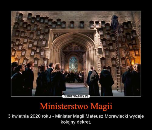 Ministerstwo Magii