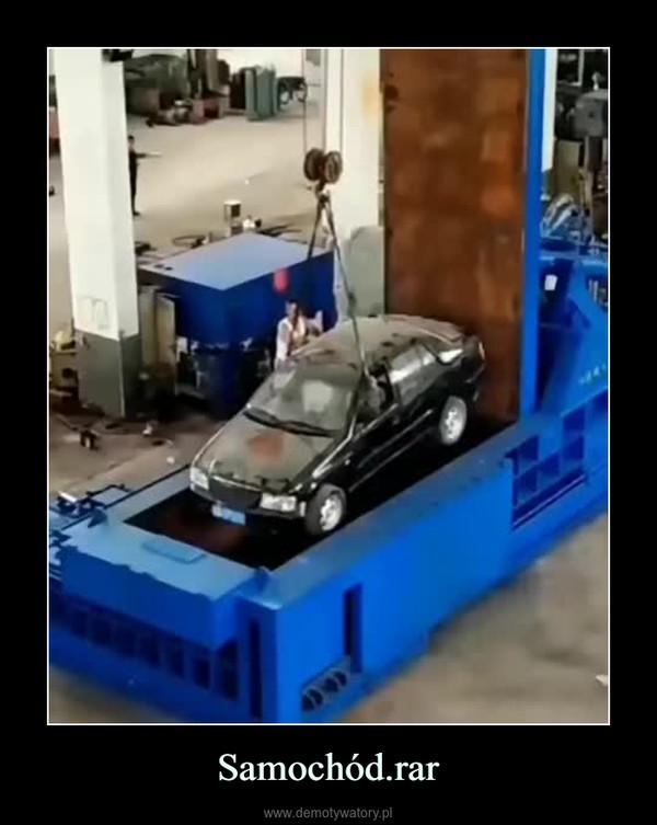 Samochód.rar –