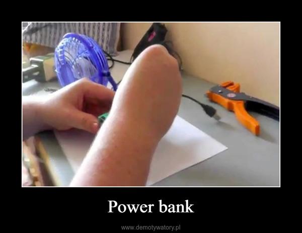 Power bank –