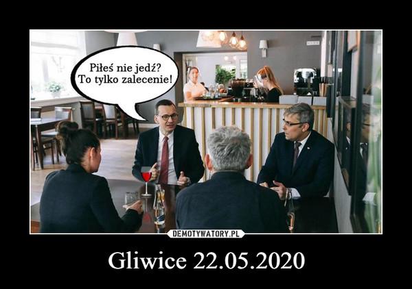 Gliwice 22.05.2020 –