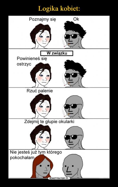 Logika kobiet: