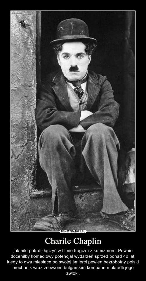 Charile Chaplin