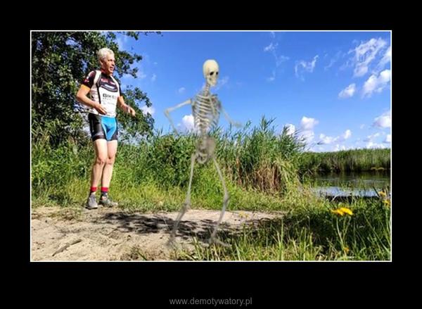 Dance makabre – Rozrywka ze szkieletem