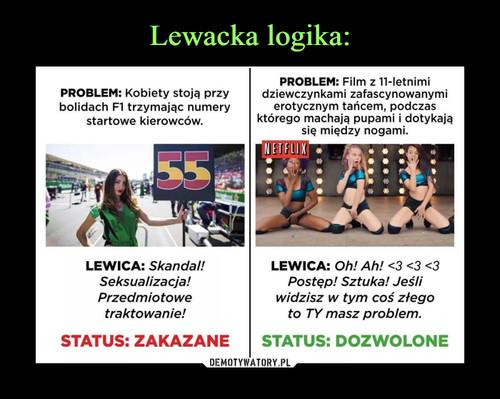 Lewacka logika: