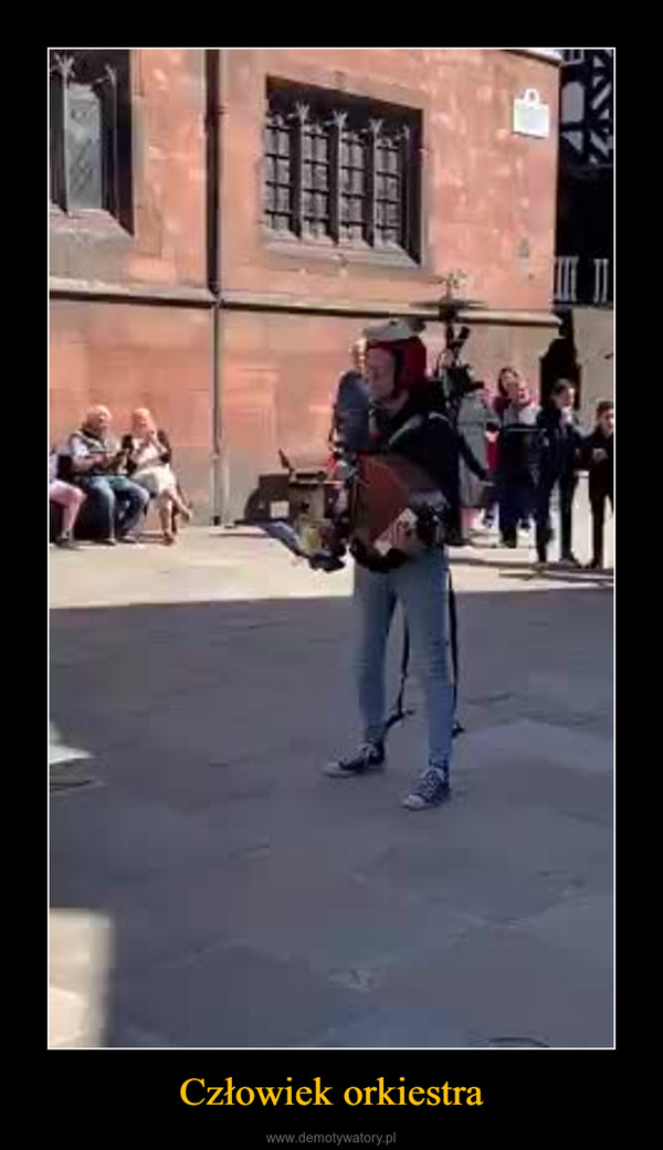 Człowiek orkiestra –