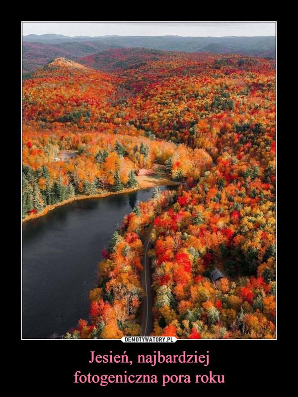 Jesień, najbardziejfotogeniczna pora roku –