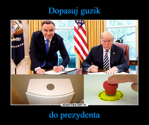 do prezydenta –