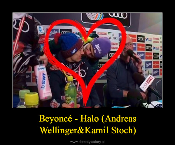 Beyoncé - Halo (Andreas Wellinger&Kamil Stoch) –