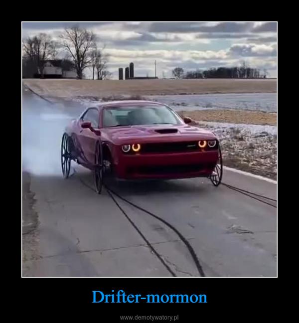 Drifter-mormon –
