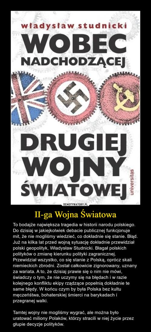 II-ga Wojna Światowa