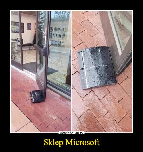 Sklep Microsoft