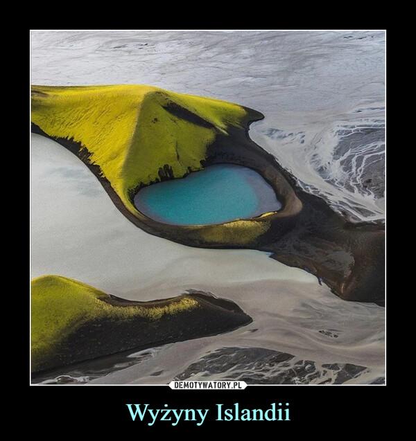 Wyżyny Islandii –